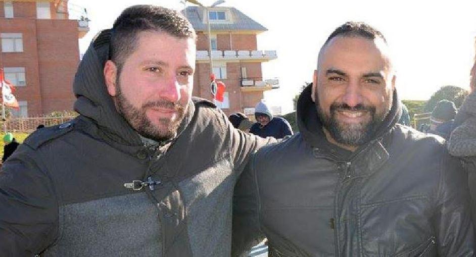 Luca Marsella e Roberto Spada