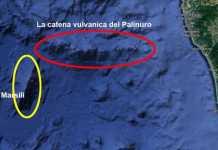 Marsili Vulcani del Palinuro