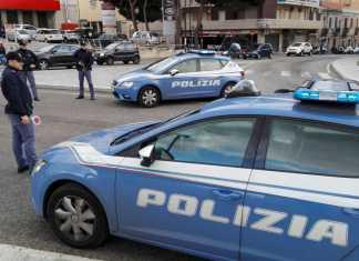 Polizia Squadra Volanti Reggio Calabria