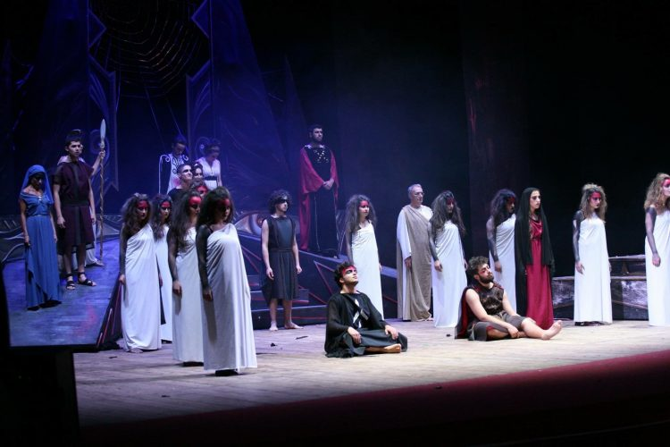 Kolossal Orestea
