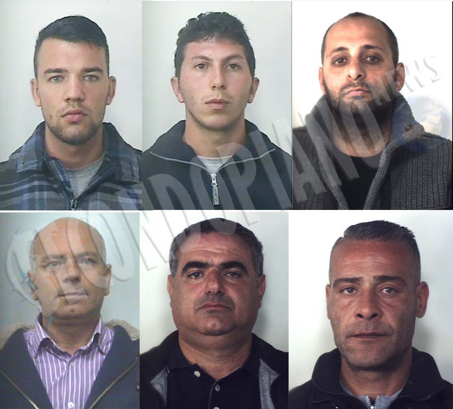 arrestati per l'omicidio di Giuseppe Canale