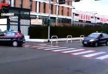 carabinieri di Cosenza