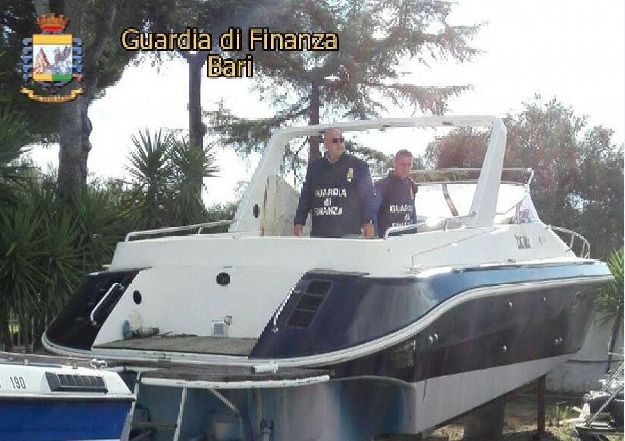 operazione antidroga a Bari, hashish da Marocco, Spagna e Portogallo: arresti