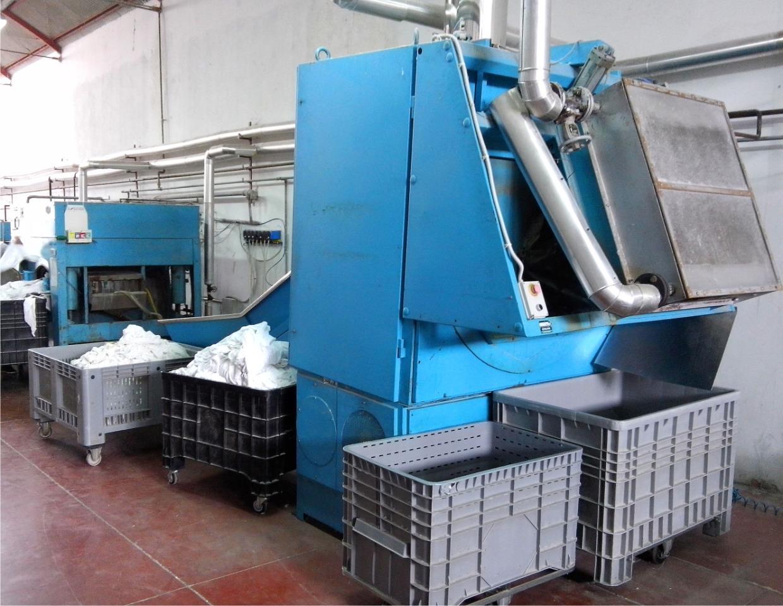 Sequestrata lavanderia industriale a Diamante (Archivio)