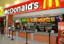 mcdonalds cosenza