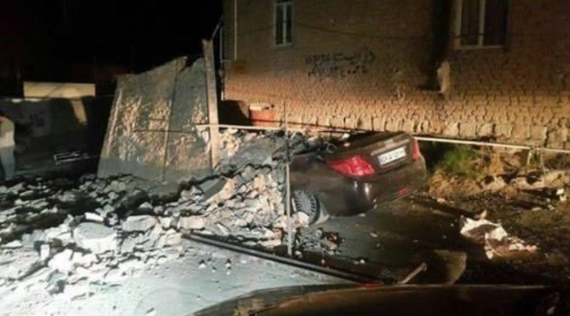 terremoto in Iraq