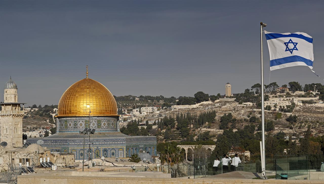 Gerusalemme, paesi islamici: Città santa capitale della Palestina