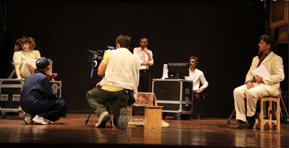 Al Piccolo teatro Unical la Commedia all'italiana di Max Mazzotta