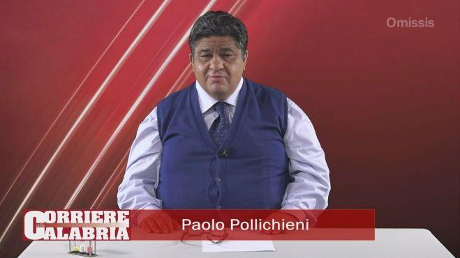 Il direttore del Corriere della Calabria Paolo Pollichieni