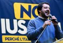 Salvini Roma No Ius Soli