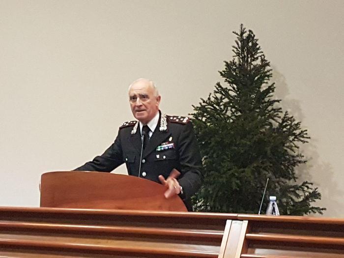 Tullio Del Sette in Calabria: Non ci fermiamo contro la ndrangheta