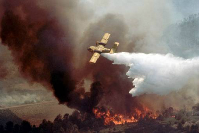 anti incendi boschivi
