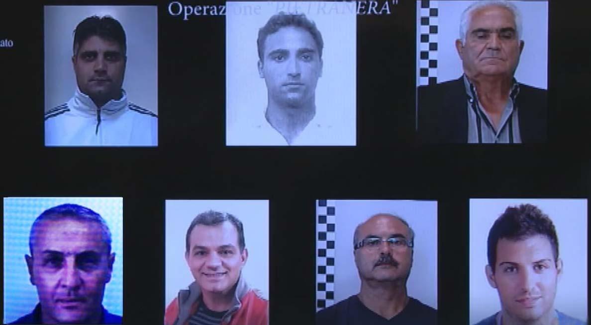 Estorsioni a famiglia agricoltori, 7 arresti nella cosca Gallelli