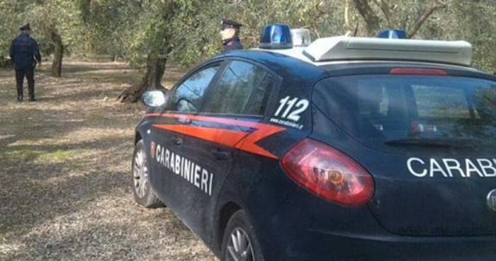 Caraffa del Bianco, fucilate contro Leonardo Minnici