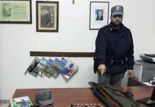carabinieri forestali cosenza