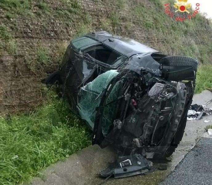 incidente A2 falerna