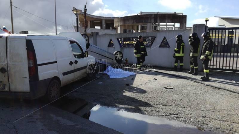 Grave incidente a Maierato, muore noto ristoratore Rondinelli