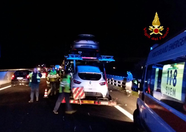 incidente stradale a Saronno, morti tre ragazzi