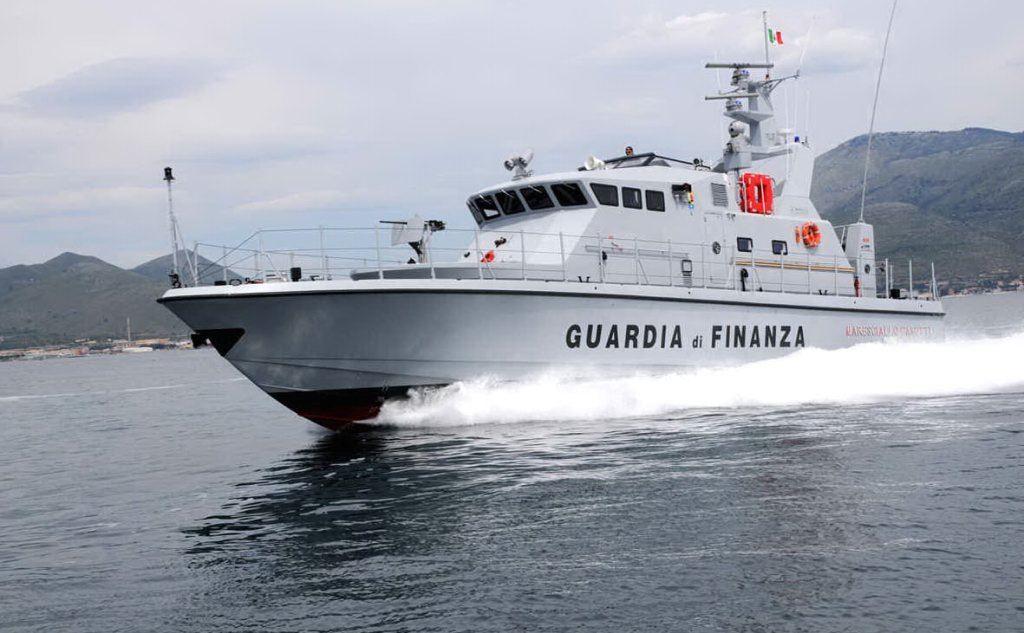 motovedetta Guardia di Finanza