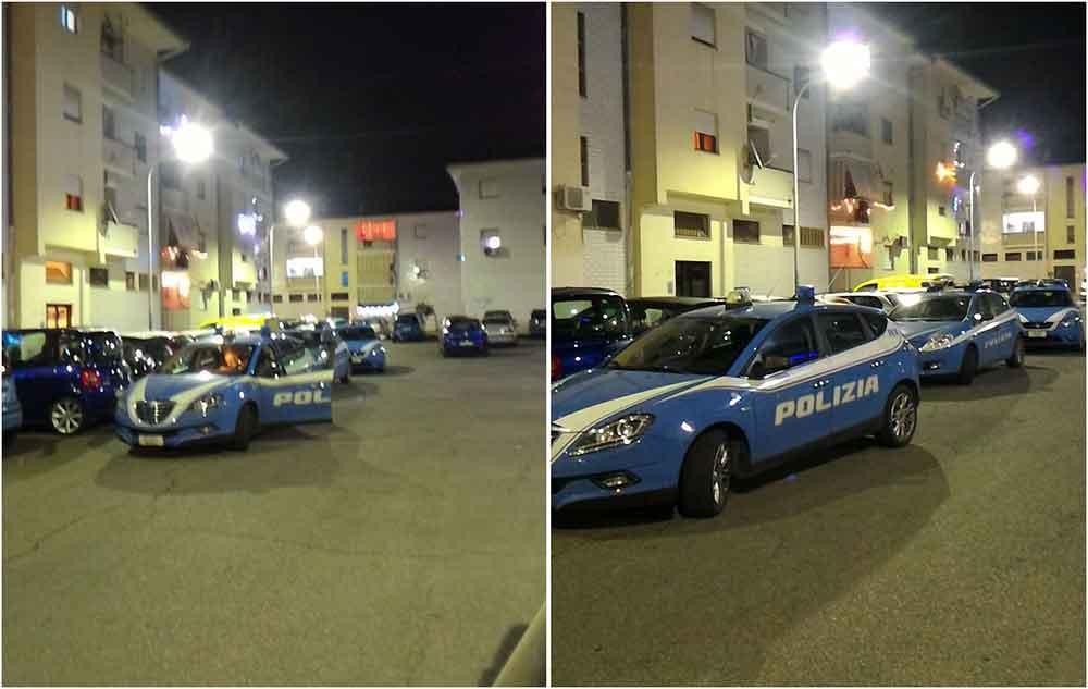 operazione polizia cosenza