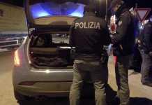 polizia reggio