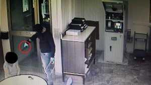 rapina ufficio postale bocchigliero