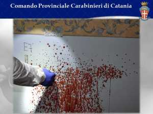 sangue casa Mogavero