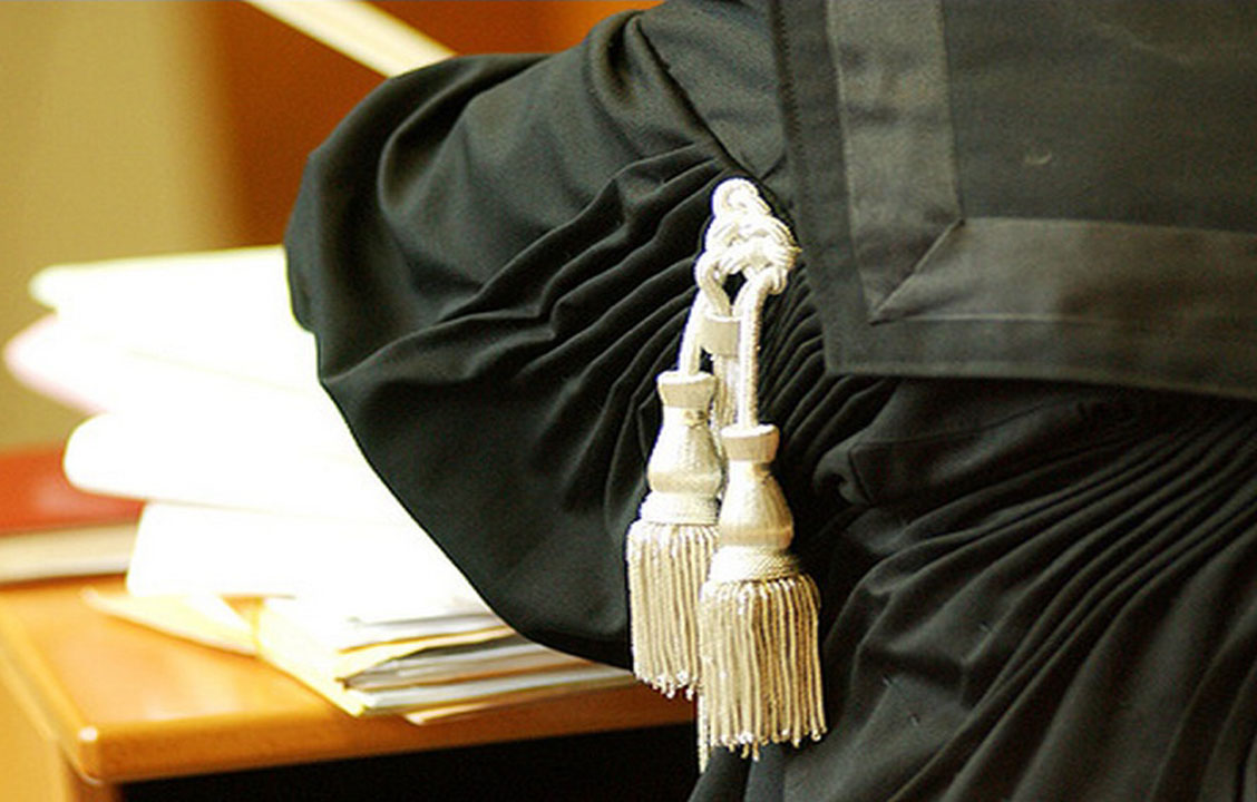 tribunale aula toga