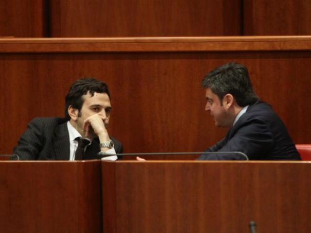 Fausto Orsomarso e Giacomo Mancini ai tempi della giunta Scopelliti