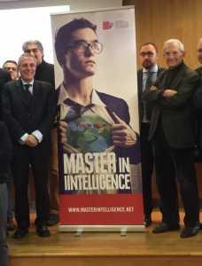 Master in Intelligence Caligiuri e Violante