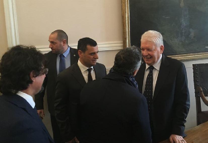 """Si è insediato il pg Lupacchini: """"Impegno in territorio piagato"""""""