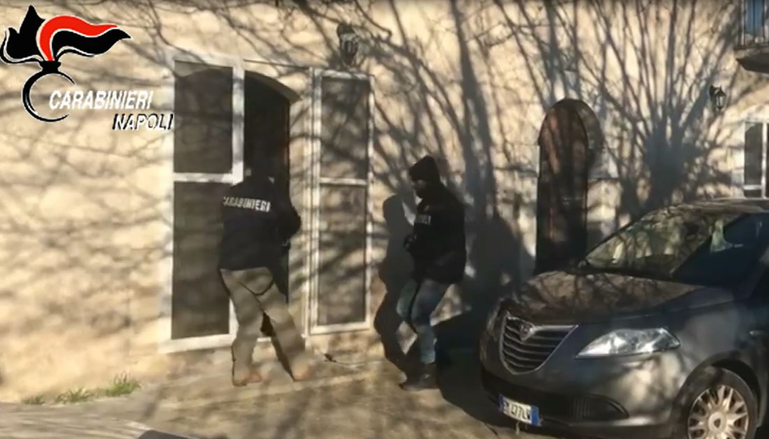 Colpo alla camorra: il boss Antonio Polverino in manette, stanato a Cassino