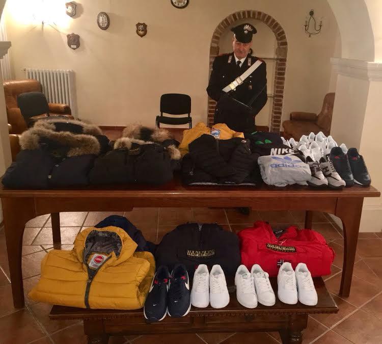 Furto di energia e smercio di capi contraffatti, denunce a Cosenza