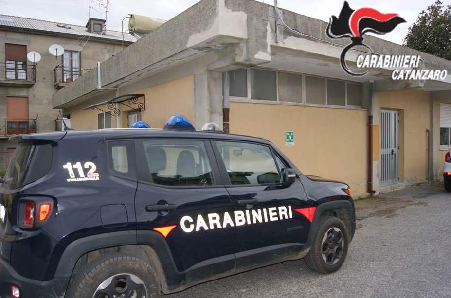 carabinieri scuola girifalco