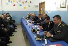 Riunione straordinaria Comitato provinciale per ordine pubblico
