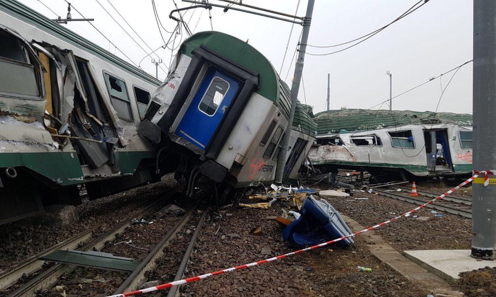 disastro ferroviario pioltello