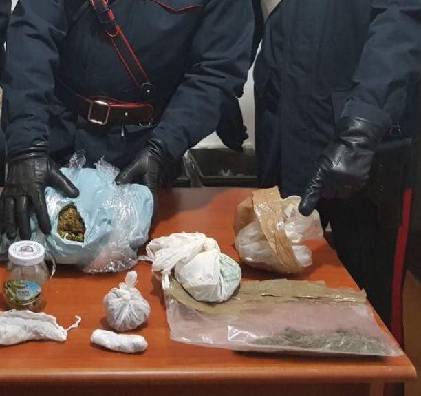 droga trovata Primerano