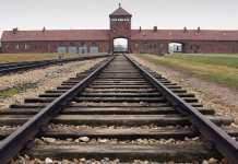 ferrovia Auschwitz Birkenau