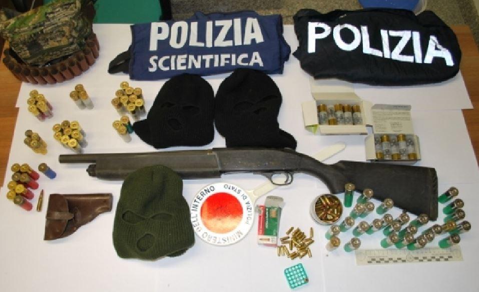 fucile munizioni Viola Inzillo, sorella operaio Salvatore Inzillo