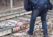 pezzo binario incidente treno pioltello