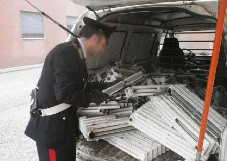 radiatori carabinieri