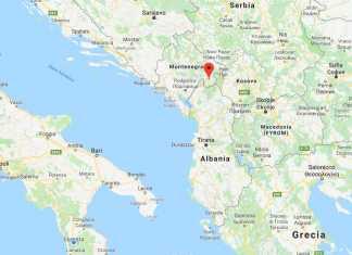 Tremano i Balcani, terremoto di magnitudo 5.2 in Montenegro