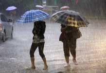 vento temporali pioggia
