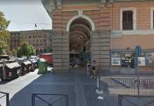 Piazza vittorio emauele roma