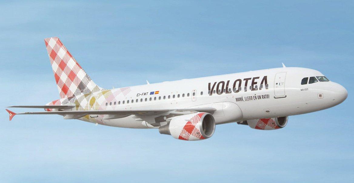 aereo compagnia volotea