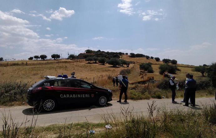 carabinieri campagna omcidio