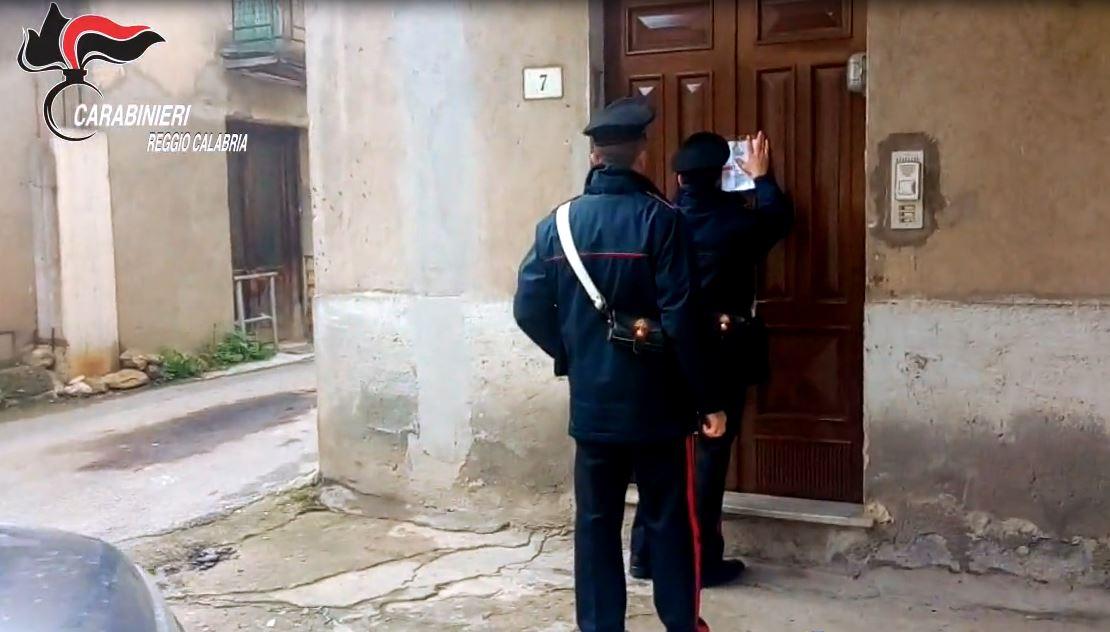 carabinieri castellace omicidio rocco cutrì