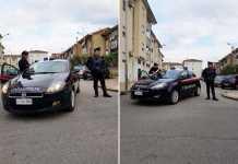 controlli carabinieri rione popolare rossano