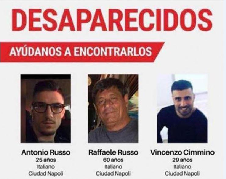 Italiani scomparsi in Messico
