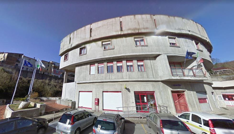 municipio colosimi